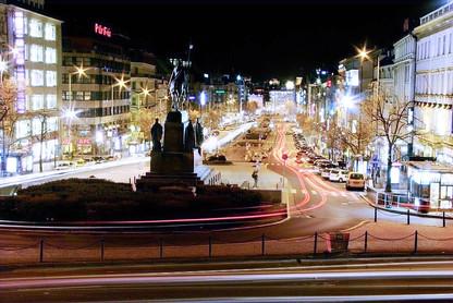 wenceslas-square-night-prague-czech-repu
