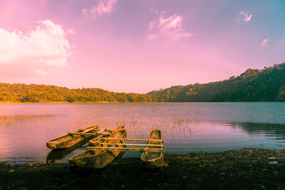 sunset-twin-lakes-buyan-tamblingan-jukun