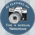 The Find A Wedding Photographer logo