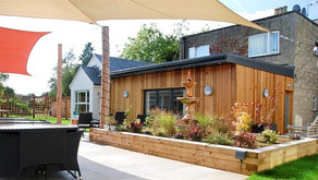 A guide to timber frame extensions