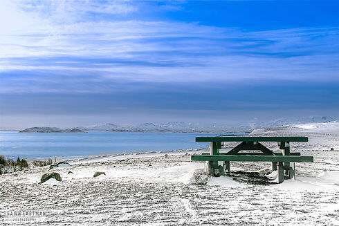 Landscape photograph of Þingvellir National Park, Iceland