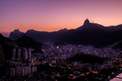 twilight-sunset-aerial-view-city-rio-de-