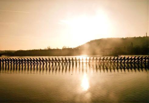 sunset-river-vltava-prague-czech-republi