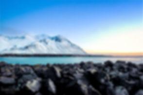 Landscape photograph of Hvalfjarðarsveit, Iceland