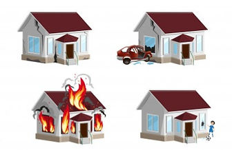 Building work though home insurance claim