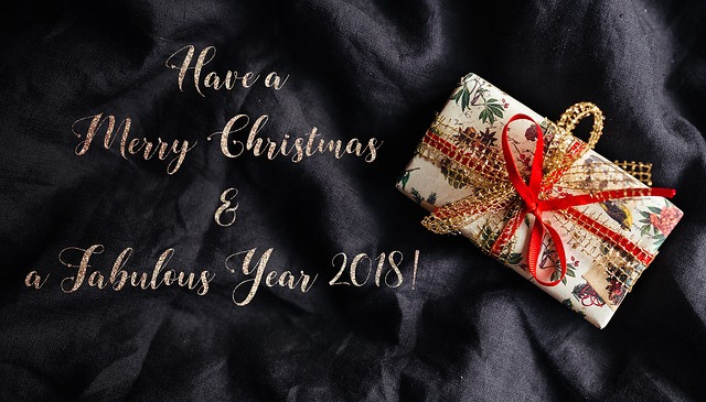 Wishing you a Merry Christmas and a Fabulous New Year, from all at Allure!