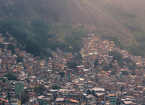 misty-view-sunset-aerial-rocinha-favela-
