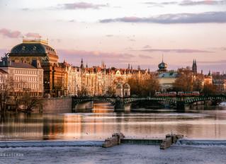 Photographing Prague, wonderful Prague