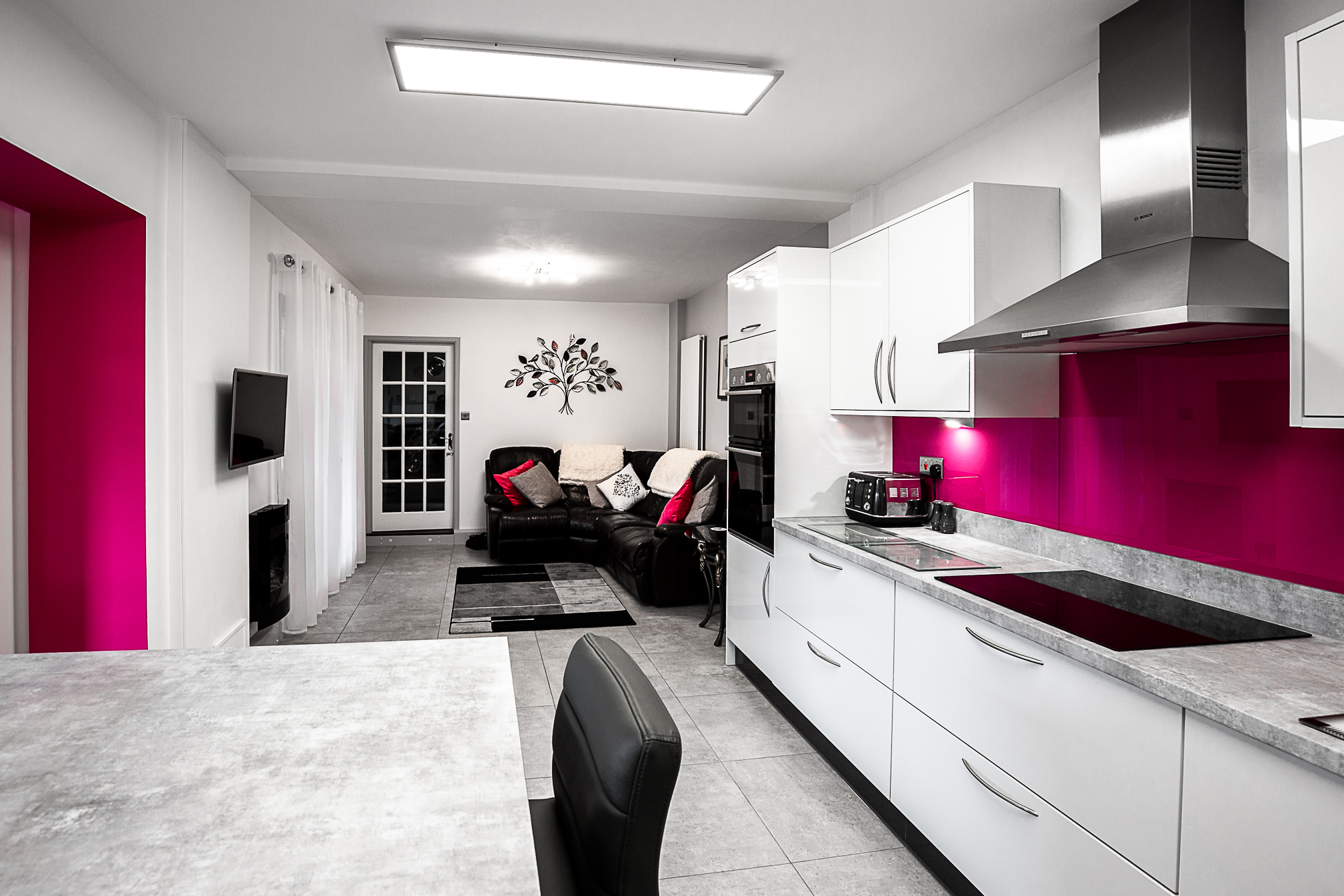 Kitchen & Living Room Extension