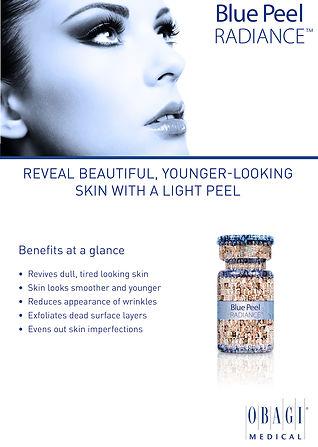 Obagi Blue Peel Radiance Benefits