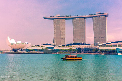 boat-singapore-strait-marina-bay-sands-a