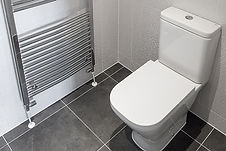 Bathroom installation projects by RGB Construction in Cardiff, South Wales