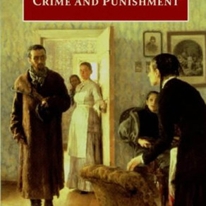 Crime and Punishment - Book Review