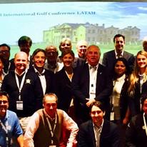 R&A -1° Conferencia Internacional de Golf LATAM - 2017