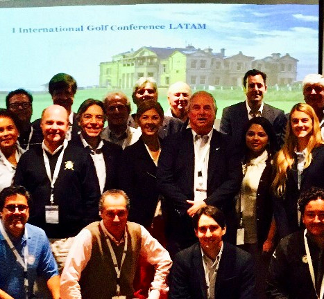 R&A -1° Conferencia Internacional de Golf LATAM - 2017