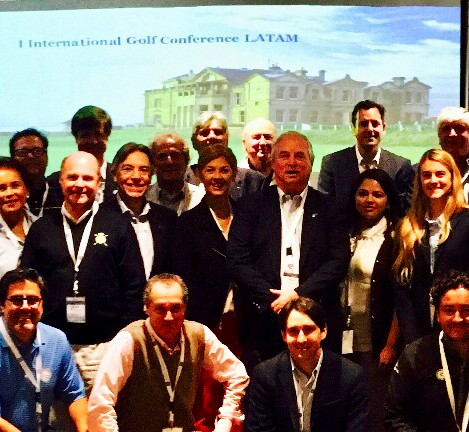 R&A – 1° International Golf Conference LATAM - 2017