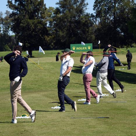 Rolex - Clínica de Golf 2019