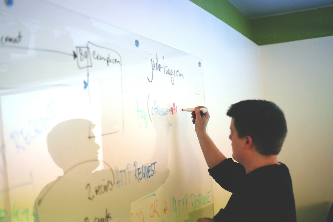 White Boards to Board Rooms