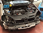 Volkswagon Condenser Replacement