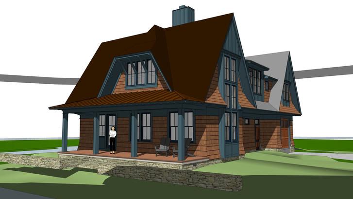 On the Boards: Winnipesaukee Cottage