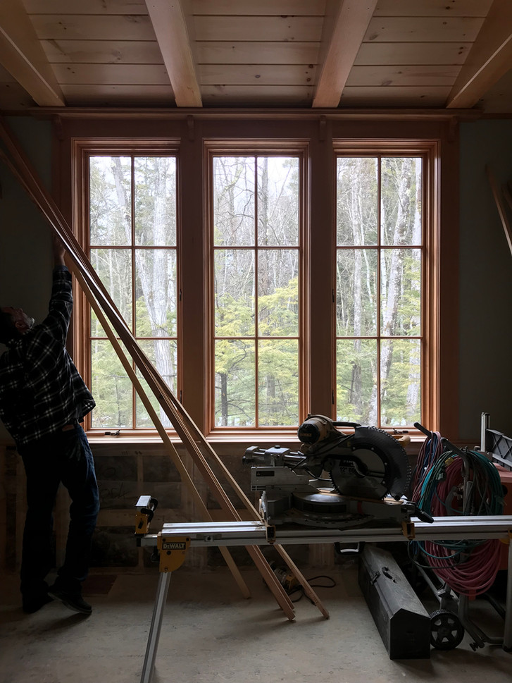 Update: Winnepesaukee Cottage