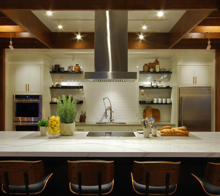Complete: Orange Door Kitchen Now Open.