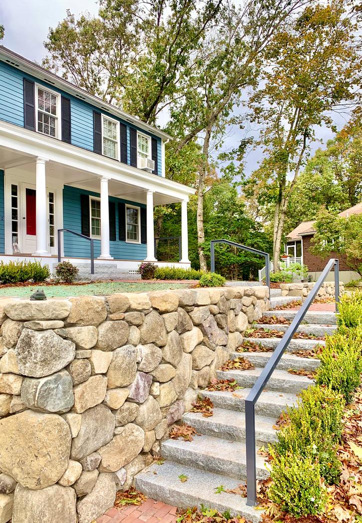 Update: Hill Street Porches