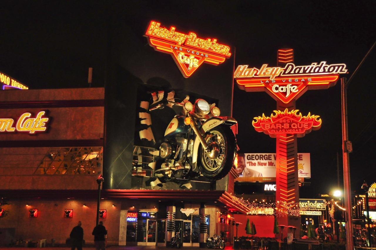 Studio InSitu - Harley Davidson Cafe