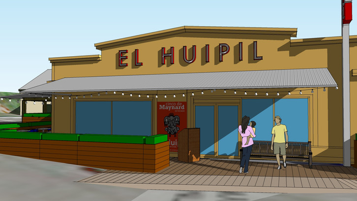 El Huipil celebrates the Maynard Basin