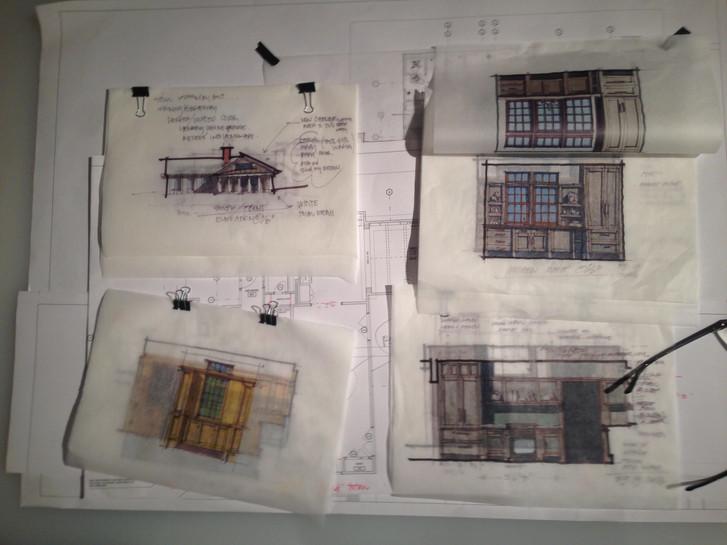 Princeton Guest House Schematic Design