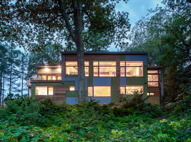 Completed: Riverside Passive House