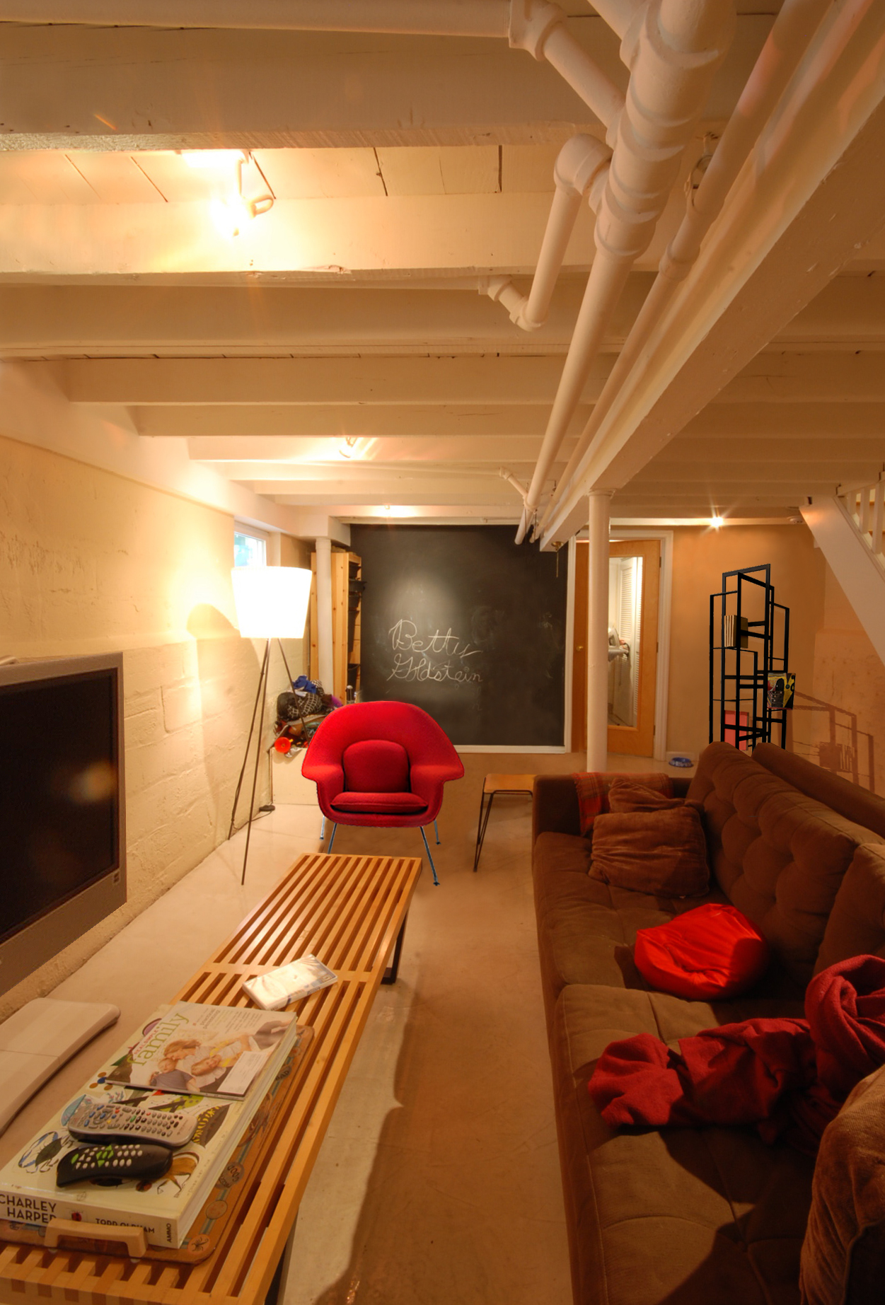 Studio InSitu - Mid Century Basement