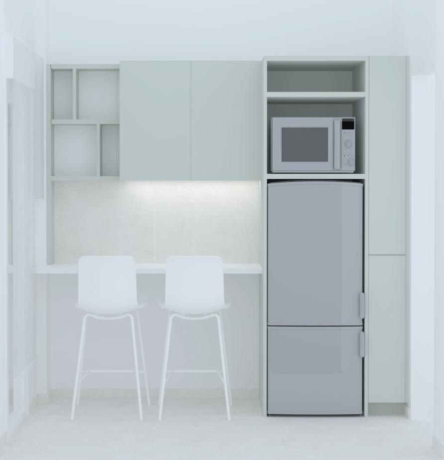 Small Apartment in Kypseli