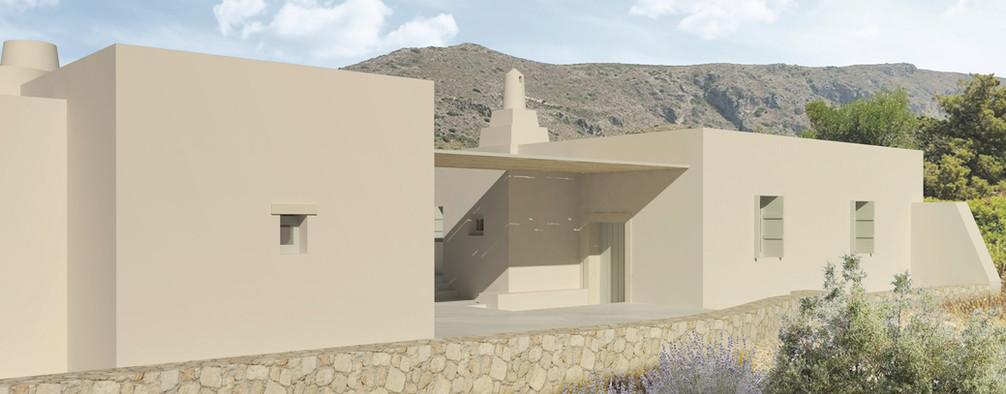 Traditional House in Kythera