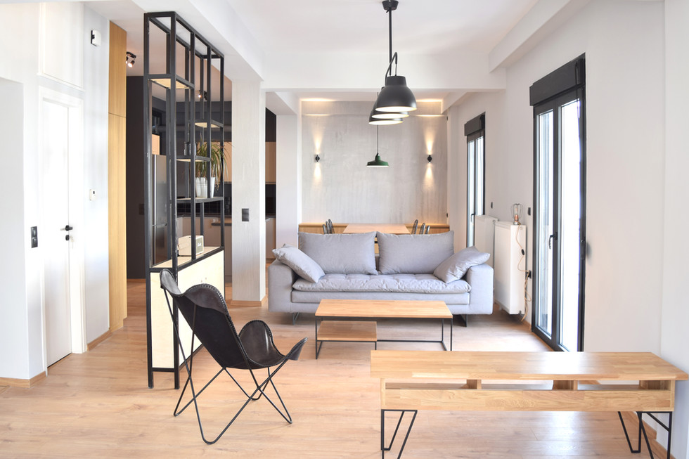 Apartment in Kallimarmaro