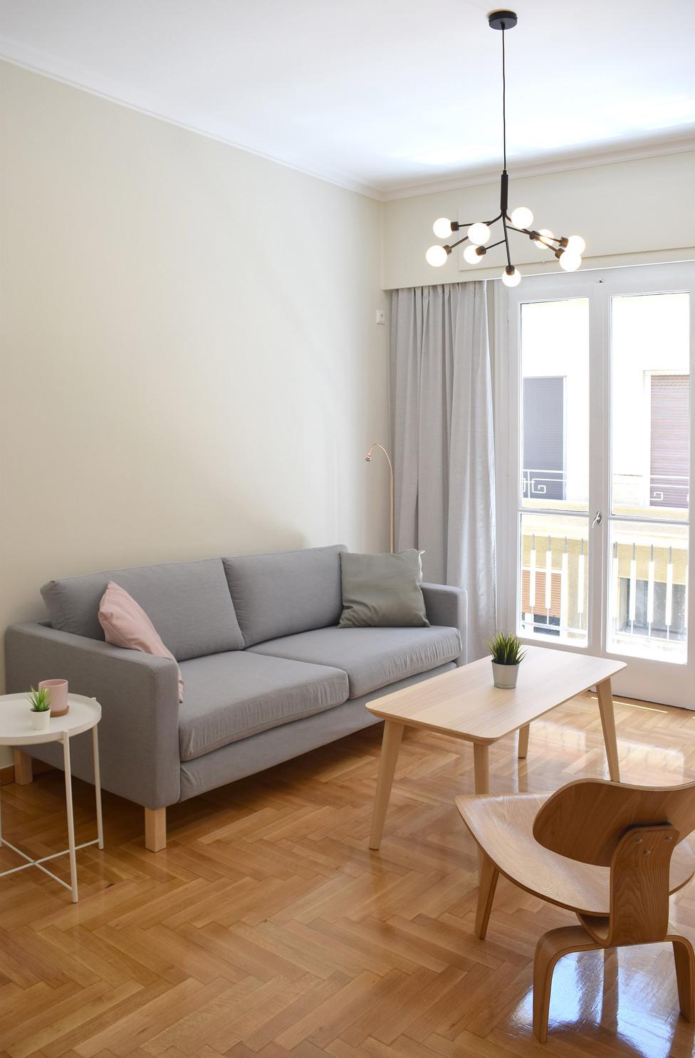 Apartment in Exarcheia