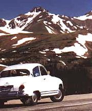 "1999 Saab Tour ""Nines Run the Rockies"""