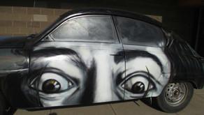 Paint-a-Junker: Saab 96