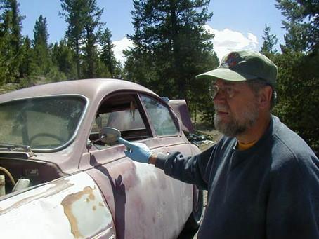 Project Car Bullnose: 1961 96