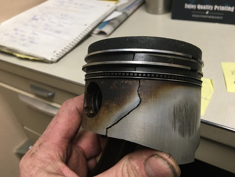Project Rob: what happened to the old engine?