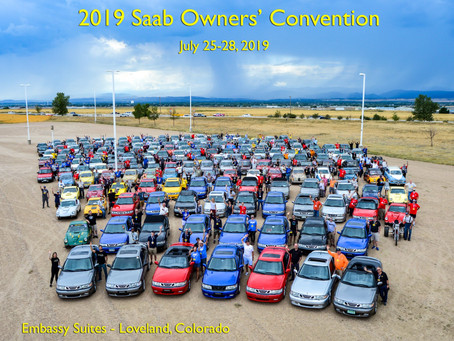 Saab Owners Convention 2019