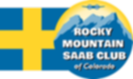 Rocky Mountain Saab Club Logo