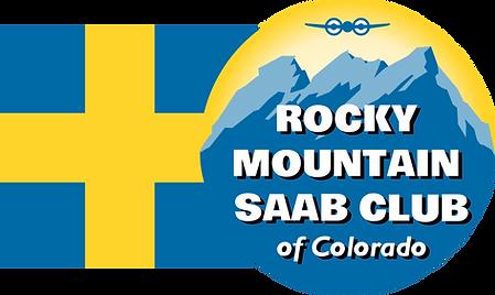 Rocky Mountain Saab Club Logo
