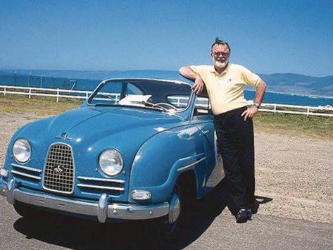 Bob Sinclair's 93B - Coolant and Brakes