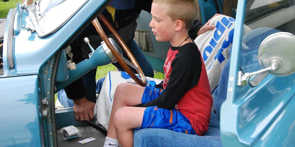 Arapahoe Community College Car Show