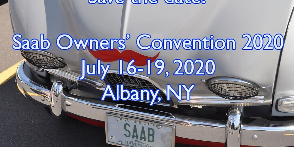 Saab Owners' Convention 2020