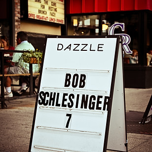 Bob Schlesinger Live Show Music