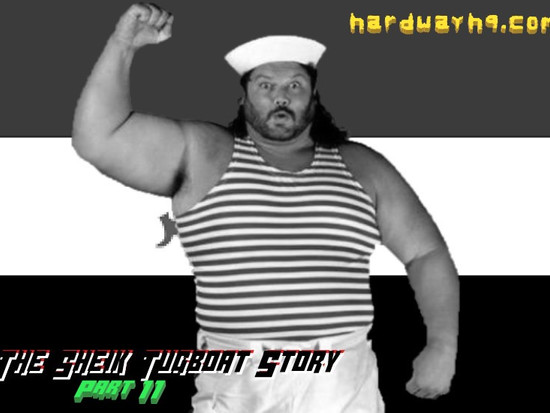 The Sheik Tugboat Story - PART 11