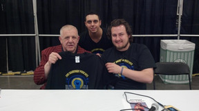 The Tale of LSG, WrestleCon 2013, and Nikolai Volkoff Doing the Hardway Podcast