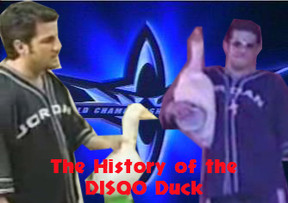 The Legacy of the DISQO Duck